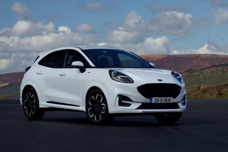 Car Reviews | Ford Puma 1.0 petrol ST-Line X (2020) | CompleteCar.ie