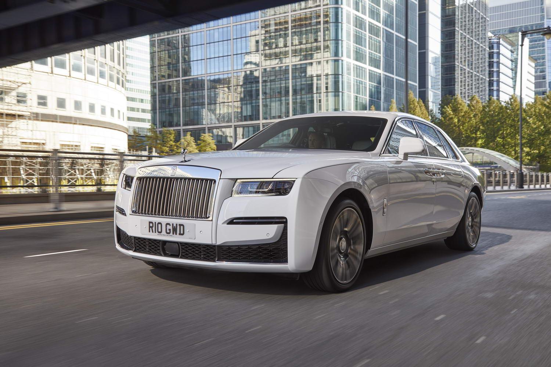 Car Reviews | Rolls-Royce Ghost (2021) | CompleteCar.ie