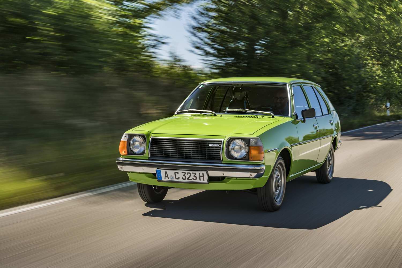 Car Reviews | Mazda 323 1300 (1979) | CompleteCar.ie
