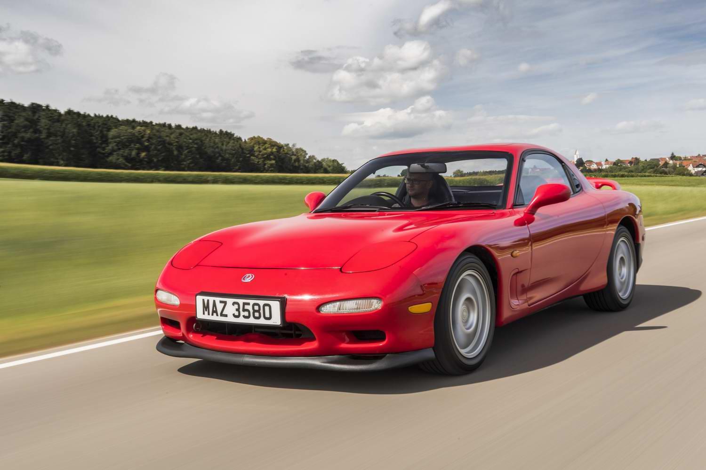 Car Reviews | Mazda RX-7 (1994 - FD) | CompleteCar.ie