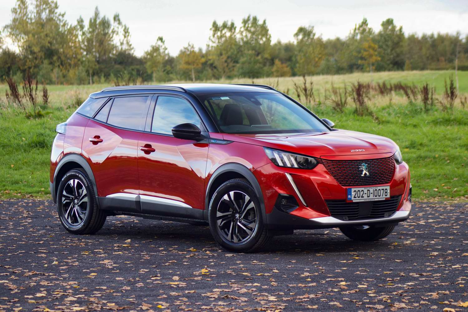 Car Reviews | Peugeot e-2008 GT-Line (2020) | CompleteCar.ie
