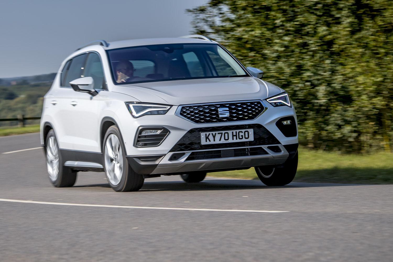 Car Reviews | SEAT Ateca 1.5 TSI (2021) | CompleteCar.ie