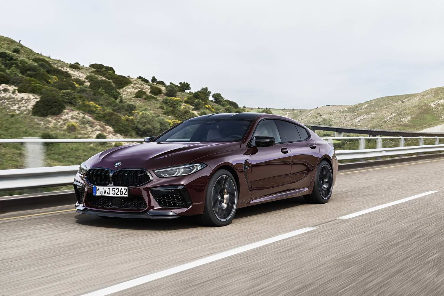 Car Reviews | BMW M8 Gran Coupe (2020) | CompleteCar.ie