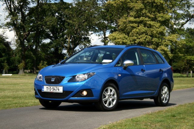 Car Reviews | SEAT Ibiza ST | CompleteCar.ie