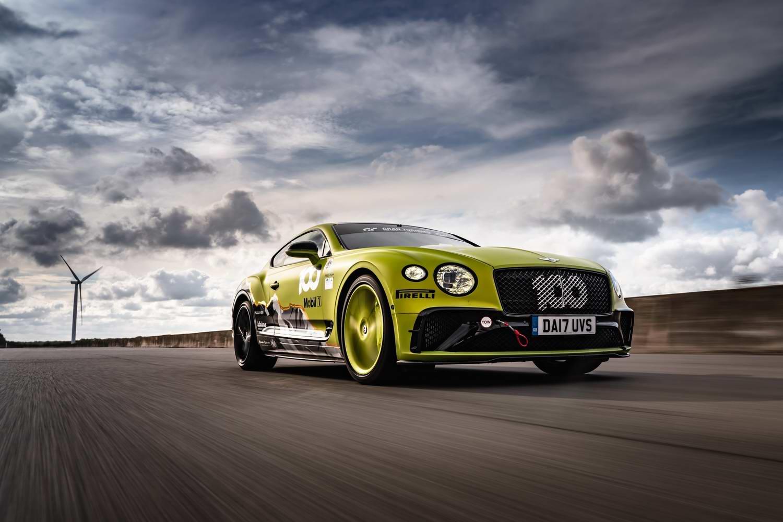 Car Reviews | Bentley Continental GT Pikes Peak (2019) | CompleteCar.ie