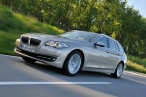 Car Reviews | BMW 5 Series Touring | CompleteCar.ie