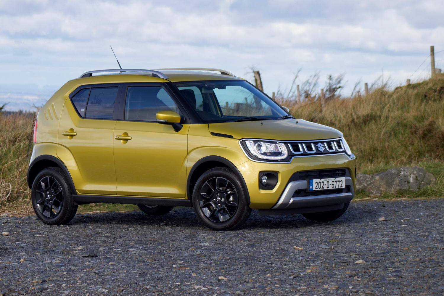 Car Reviews | Suzuki Ignis SZ5 AllGrip (2020) | CompleteCar.ie