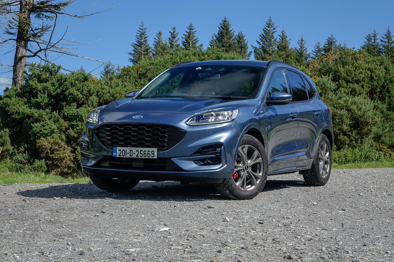 Car Reviews | Ford Kuga 1.5 EcoBlue diesel (2020) | CompleteCar.ie