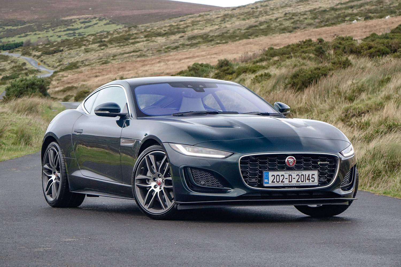 Car Reviews | Jaguar F-Type P300 Coupe (2020) | CompleteCar.ie