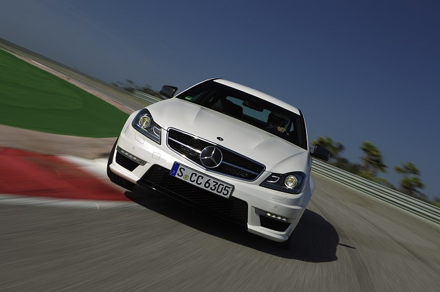 Car Reviews | Mercedes-Benz C 63 AMG Coupe | CompleteCar.ie
