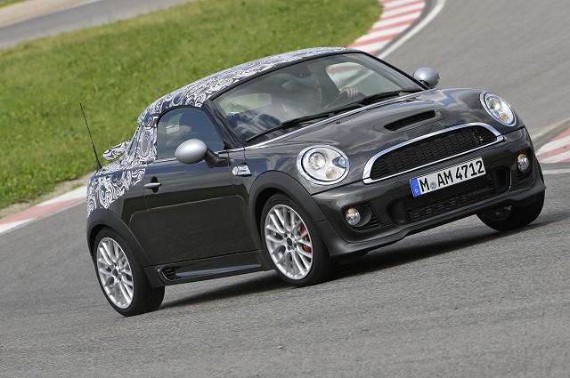 Car Reviews | MINI Coupe (pre-production) | CompleteCar.ie