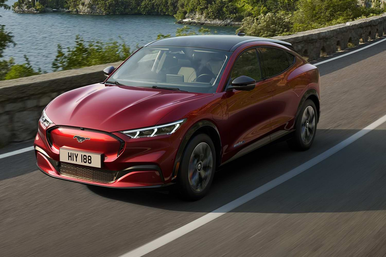 Car Reviews | Ford Mustang Mach-E AWD (2021) | CompleteCar.ie
