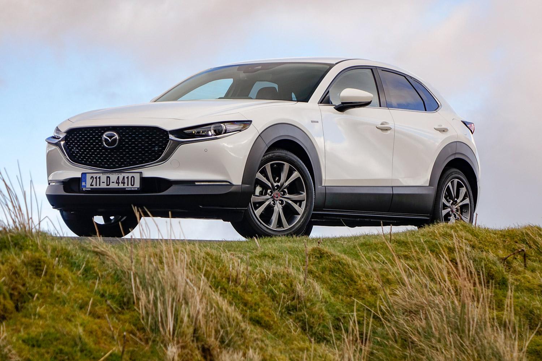 Car Reviews | Mazda CX-30 e-Skyactiv X (2021) | CompleteCar.ie