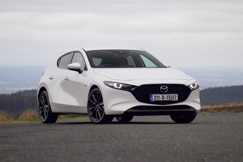 Car Reviews   Mazda 3 2.0 e-Skyactiv X (2021)   CompleteCar.ie