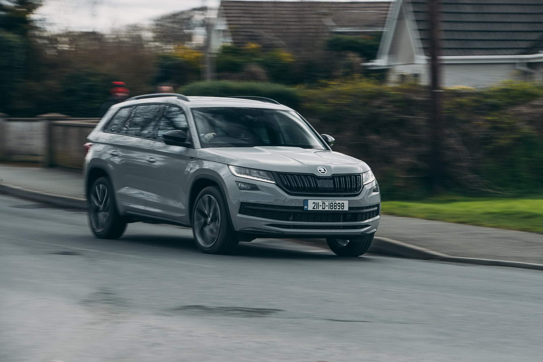 Car Reviews   Skoda Kodiaq Sportline (2021)   CompleteCar.ie