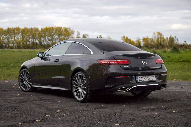 Car Reviews | Mercedes-Benz E 200 Coupe (2021) | CompleteCar.ie