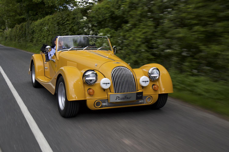 Car Reviews   Morgan Plus Four (2021)   CompleteCar.ie