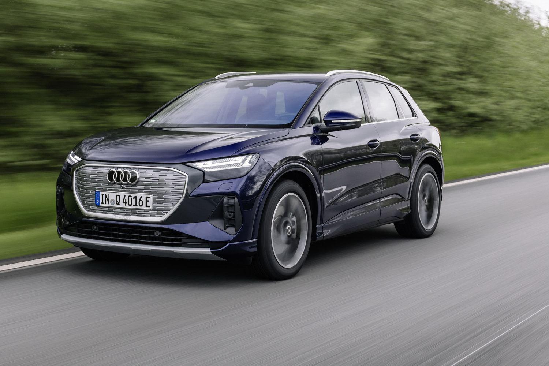 Car Reviews   Audi Q4 e-tron 40 (2021)   CompleteCar.ie
