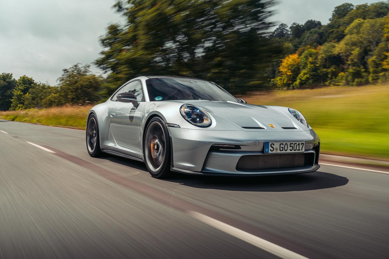 Car Reviews   Porsche 911 GT3 Touring (2021 - 992)   CompleteCar.ie