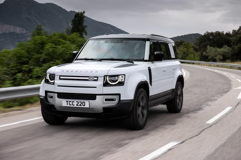 Car Reviews   Land Rover Defender P400e hybrid (2021)   CompleteCar.ie