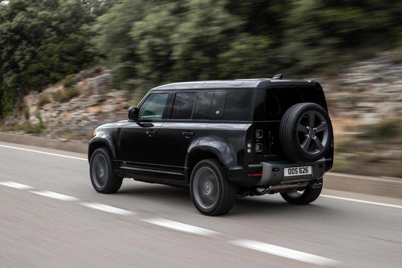 Car Reviews   Land Rover Defender V8 (2021)   CompleteCar.ie