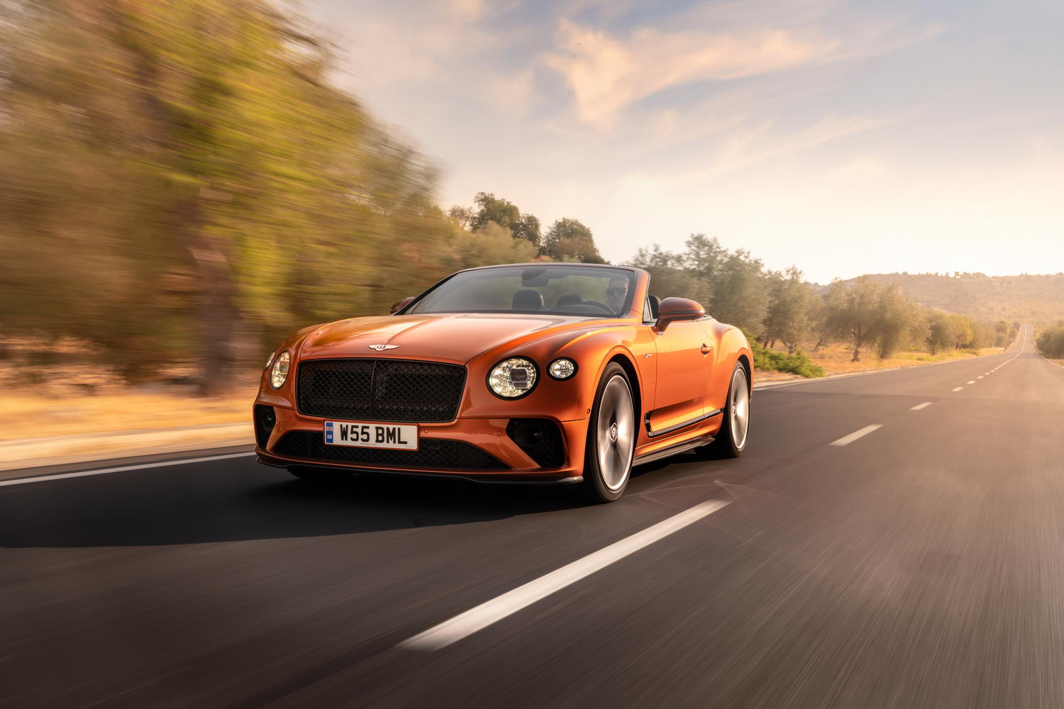 Car Reviews | Bentley Continental GT Speed Convertible (2022) | CompleteCar.ie
