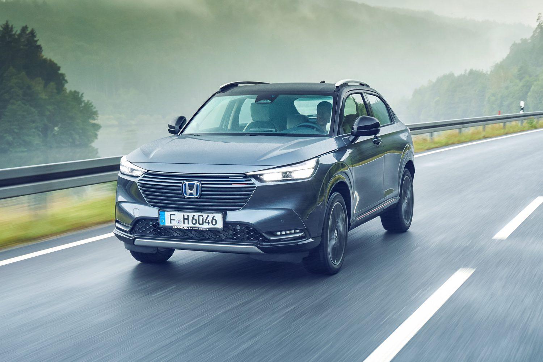 Car Reviews   Honda HR-V e:HEV hybrid (2022)   CompleteCar.ie