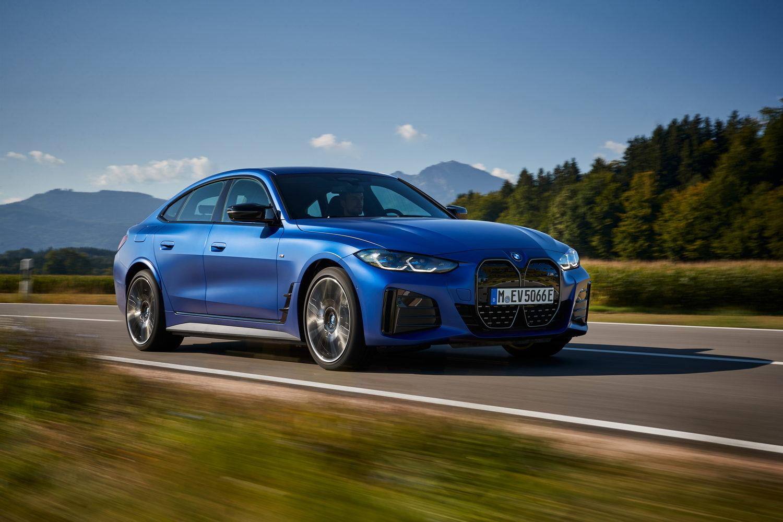 Car Reviews   BMW i4 M50 (2022)   CompleteCar.ie