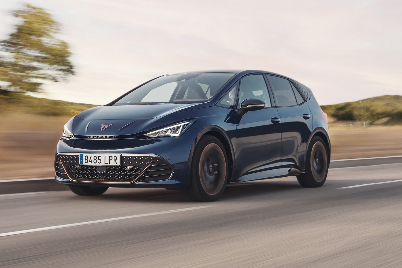 Car Reviews   Cupra Born (2022)   CompleteCar.ie