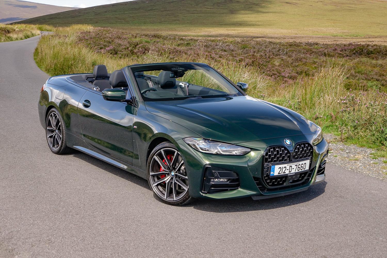 Car Reviews | BMW 420i Convertible (2021) | CompleteCar.ie