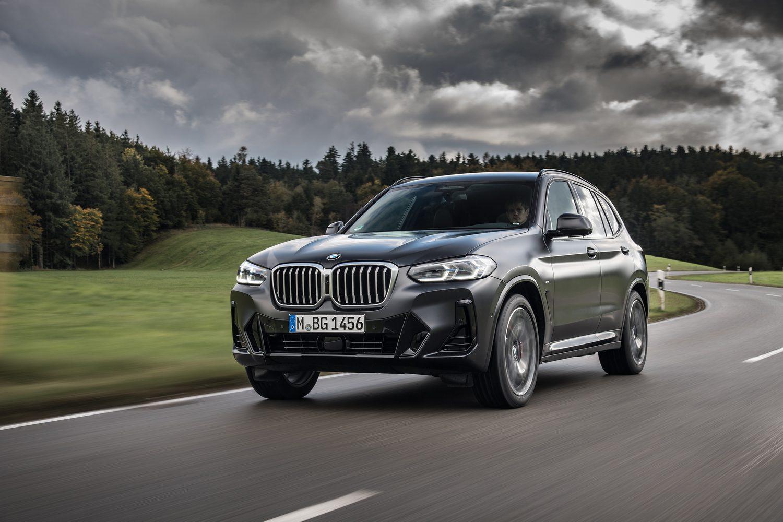 Car Reviews   BMW X3 xDrive30d (2022)   CompleteCar.ie