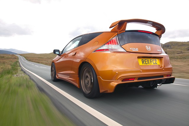 Car Reviews | Honda CR-Z Mugen prototype | CompleteCar.ie