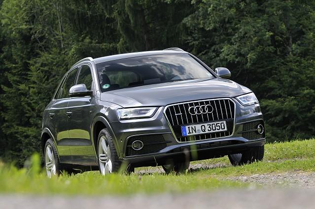 Car Reviews | Audi Q3 | CompleteCar.ie