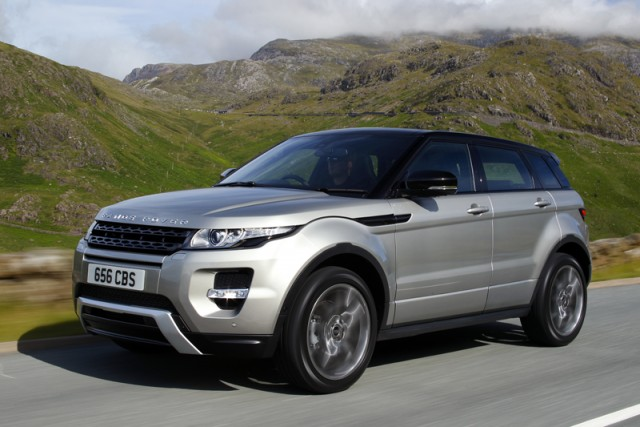 Car Reviews | Range Rover Evoque | CompleteCar.ie