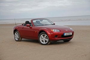 Car Reviews | Mazda MX-5 Roadster Coupe | CompleteCar.ie