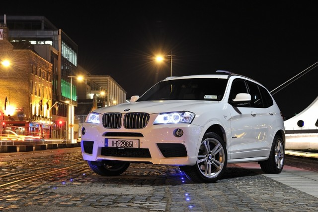 Car Reviews | BMW X3 xDrive30d M Sport | CompleteCar.ie