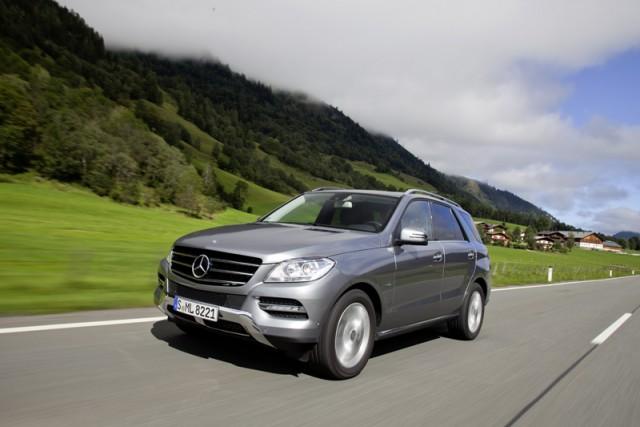 Car Reviews | Mercedes-Benz M-Class | CompleteCar.ie