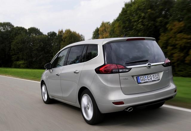 opel zafira tourer | reviews | complete car