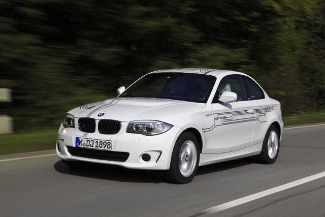 Car Reviews | BMW ActiveE | CompleteCar.ie