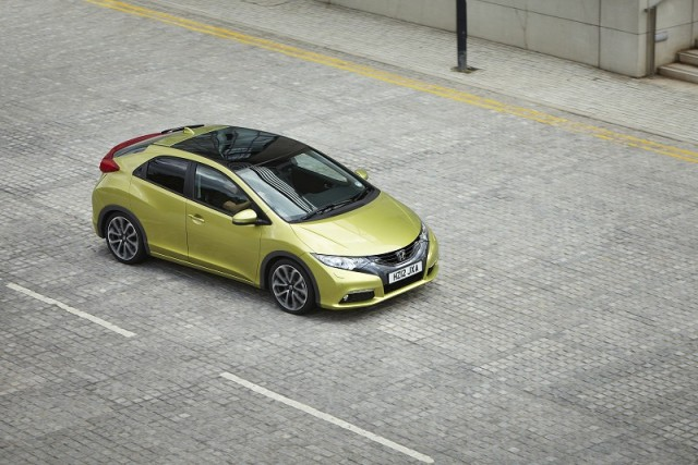 Car Reviews | Honda Civic | CompleteCar.ie