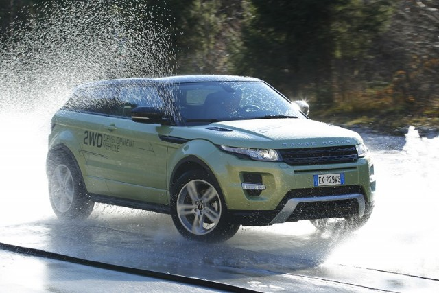 Car Reviews | Range Rover Evoque 2WD prototype | CompleteCar.ie