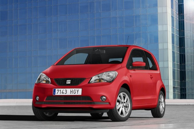 Car Reviews | SEAT Mii | CompleteCar.ie