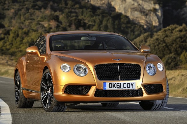 Car Reviews | Bentley Continental GT V8 | CompleteCar.ie