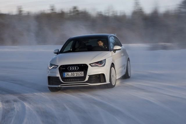 Car Reviews | Audi A1 quattro | CompleteCar.ie