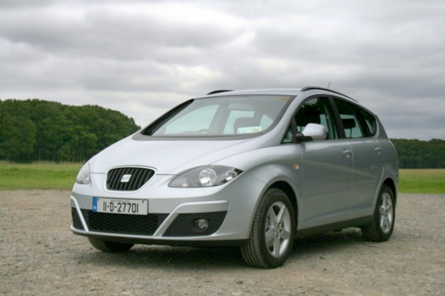 Car Reviews | SEAT Altea XL | CompleteCar.ie