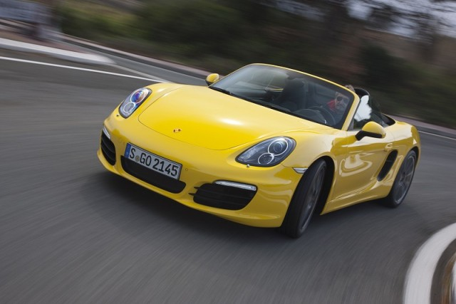 Car Reviews   Porsche Boxster S   CompleteCar.ie