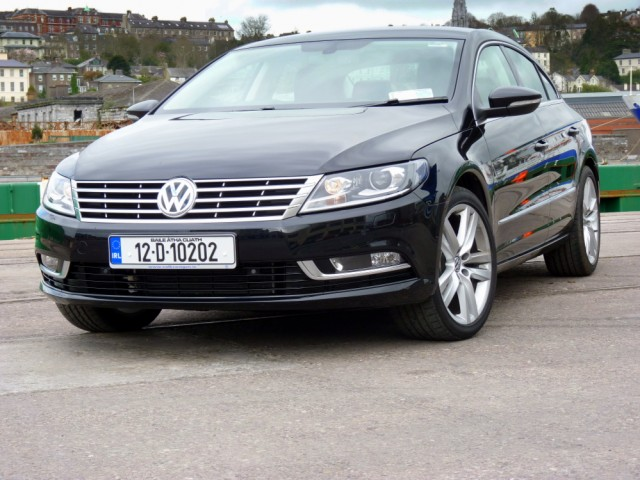 Car Reviews | Volkswagen CC | CompleteCar.ie