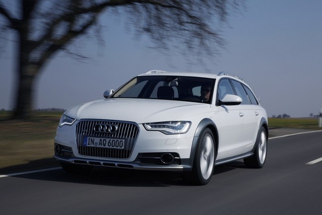 Car Reviews | Audi A6 allroad quattro | CompleteCar.ie