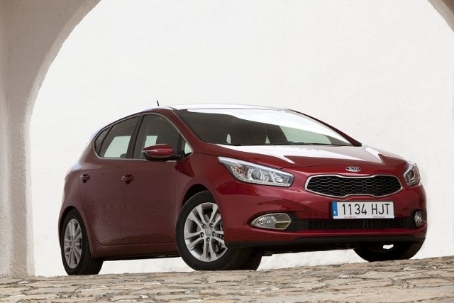 Car Reviews | Kia ceed | CompleteCar.ie