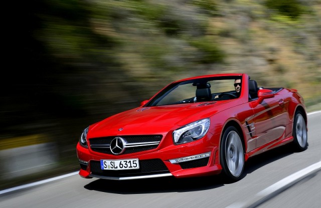 Car Reviews | Mercedes-Benz SL 63 AMG | CompleteCar.ie